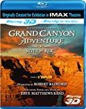 Grand Canyon Adventure: River at Risk 3d [Blu-ray] [2008] [US Import]