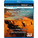 IMAX: Grand Canyon Adventure: River at Risk [Blu-ray 3D] ~ Robert Redford