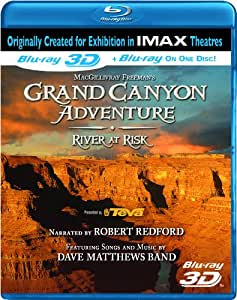 IMAX Grand Canyon Adventure - River at Risk [Blu-ray 3D + Blu-ray]