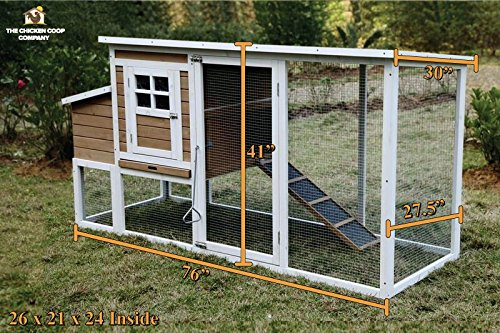 The Silkie Chicken Coop (Urban Coop Company compare prices)