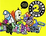 img - for Stickerbomb 2 by Studio Rarekwai (2010) Paperback book / textbook / text book