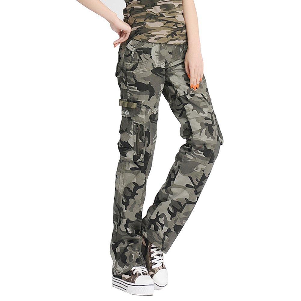 Brilliant Camouflage Pants - Polyvore
