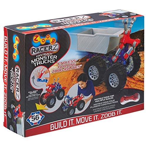 ZOOB RacerZ Fastback Monster Trucks JungleDealsBlog.com