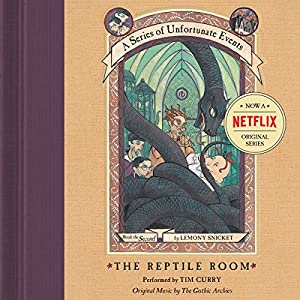 The Reptile Room Audiobook