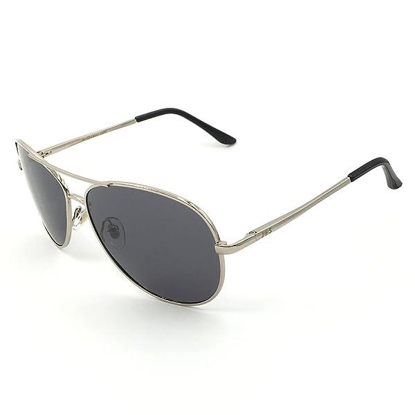 8af448a1d5e J+S Premium Military Style Classic Aviator Sunglasses