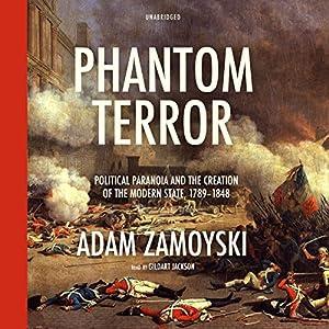 Phantom Terror Audiobook