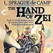 The Hand of Zei: Krishna, Book 2 | L. Sprague de Camp