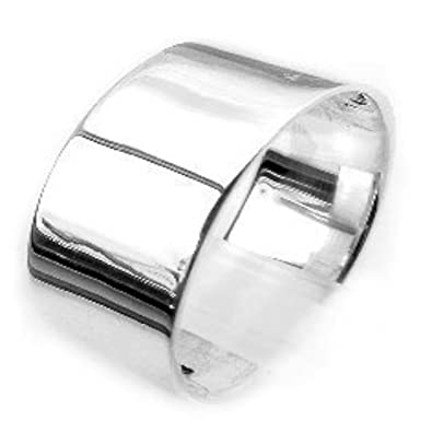 Mens Sterling Silver Wedding Rings