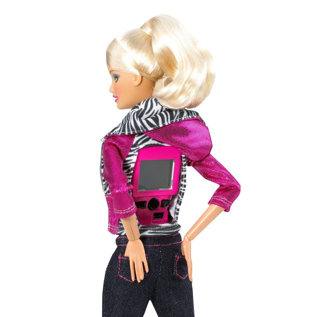 barbie girl video doll