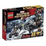LEGO Superheroes 76030: Avengers Hydr...