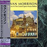 echange, troc Van Morrison - Live at Grand Opera House