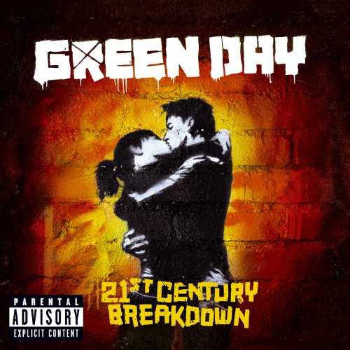 Original album cover of 21st Century Breakdown (Amazon Exclusive) [Explicit] by Green Day