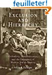 Exclusion And Hierarchy: Orthodoxy, N...