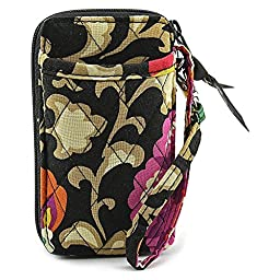 Vera Bradley All in One Wristlet in Suzani