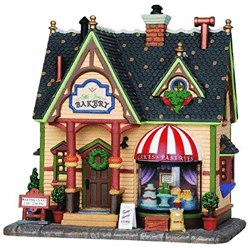 lemax christmas village buildings