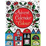 Advent Calendar to Colour (Usborne Colouring Books)by Stella Baggott