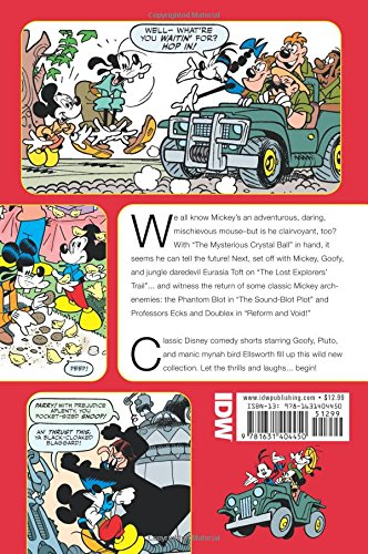 Mickey Mouse: The Mysterious Crystal Ball