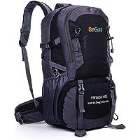 BeGrit Hiking 40 Liter Backpacking Bag Sport Daypack Backpack