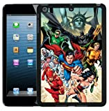 SUPERMAN HARD BACK CASE COVER FOR iPAD 2/3/4 DC COMICS MARVEL COMICS - 027ipad