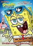 Undersea Superstar! (SpongeBob SquarePants) (Super Jumbo Coloring Book)