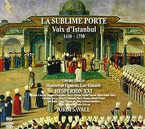 Montserrat figueras hesperion xxi jordi savall none for Sublime porte