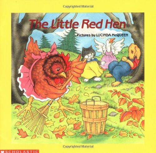 The Little Red Hen (An Easy-to-read Folktale)