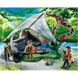 Treasure Hunter's Camp with Giant Snake by Playmobil [Toy]