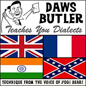 Daws Butler Teaches You Dialects Audiobook