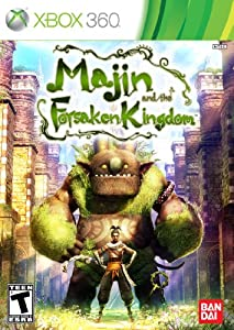 Majin and the Forsaken Kingdom - Xbox 360 Standard Edition