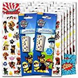 Paw Patrol Party Stickers Favor Pack Plus 4 Separately Licensed Reward Stickers