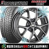 【17インチ】BMW X1(E84)用 スタッドレス 225/50R17 ブリヂストン ブリザック VRX BBS SR タイヤホイール4本セット 輸入車