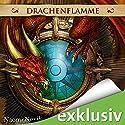 Drachenflamme (Die Feuerreiter Seiner Majestät 6) Audiobook by Naomi Novik Narrated by Detlef Bierstedt