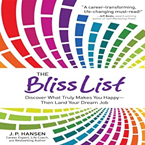 The Bliss List Audiobook