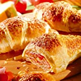 Besser Schinken-Käse-Buttercroissants; 800 g, 8 Stück