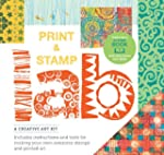 Print and Stamp Lab Kit: A Creative K...