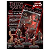 61gQjedf7AL. SL160  Neca Wizkids Games Freddy Vs Jason   Forest of Fear Collectors Edition Game