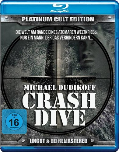 Crash Dive (Uncut & HD-Remastered - Platinum Cult Edition) [Blu-ray]