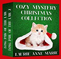Cozy Mystery Christmas Collection by Laurie Anne Marie ebook deal