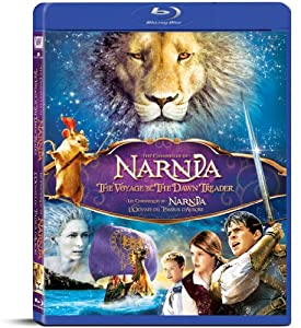 The Chronicles of Narnia: The Voyage of the Dawn Treader (Blu-ray + DVD + Digital Copy) (Bilingual)