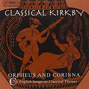 Classical Kirkby - Mélodies Anglaises Du 17e. S.