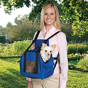 Carrying Pouch For Small Dogs