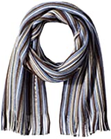 BOSS Hugo Boss Men's Fadon-Stripe Scarf
