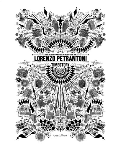 Timestory: The Illustrative Collages of Lorenzo Petrantoni
