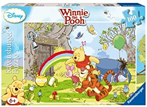 Ravensburger Winnie the Pooh XXL Jigsaw Puzzle (100 Pieces)