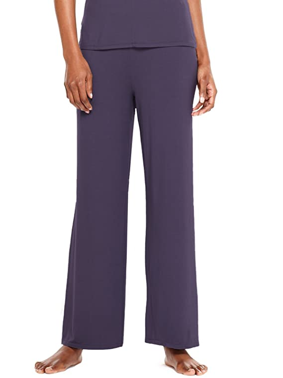 Alfani Essentials Pajama Pants Plum