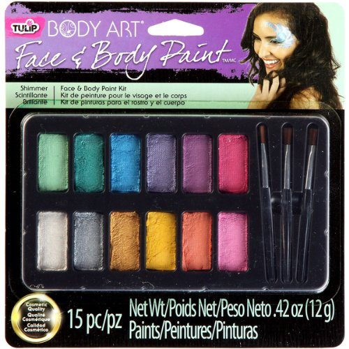 Tulip Body Art Body Paint Kit