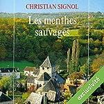 Les menthes sauvages (Le Pays bleu 2)   Christian Signol