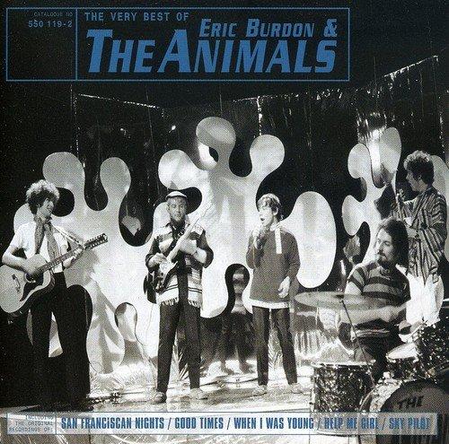 Buy Eric Burdon Animals Now!