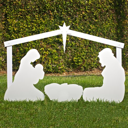 Decorseasonal shop for seasonal decor online for Outside christmas scenes
