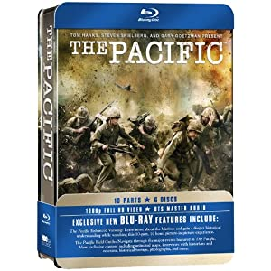 The Pacific: Complete HBO Series (Tin Box Edition) [blu-ray][Region Free]
